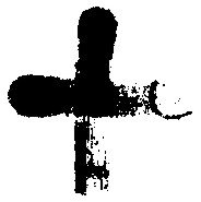 Cross of ashes