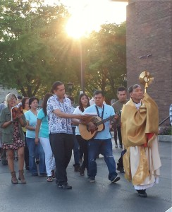 H Corpus Christi Procession