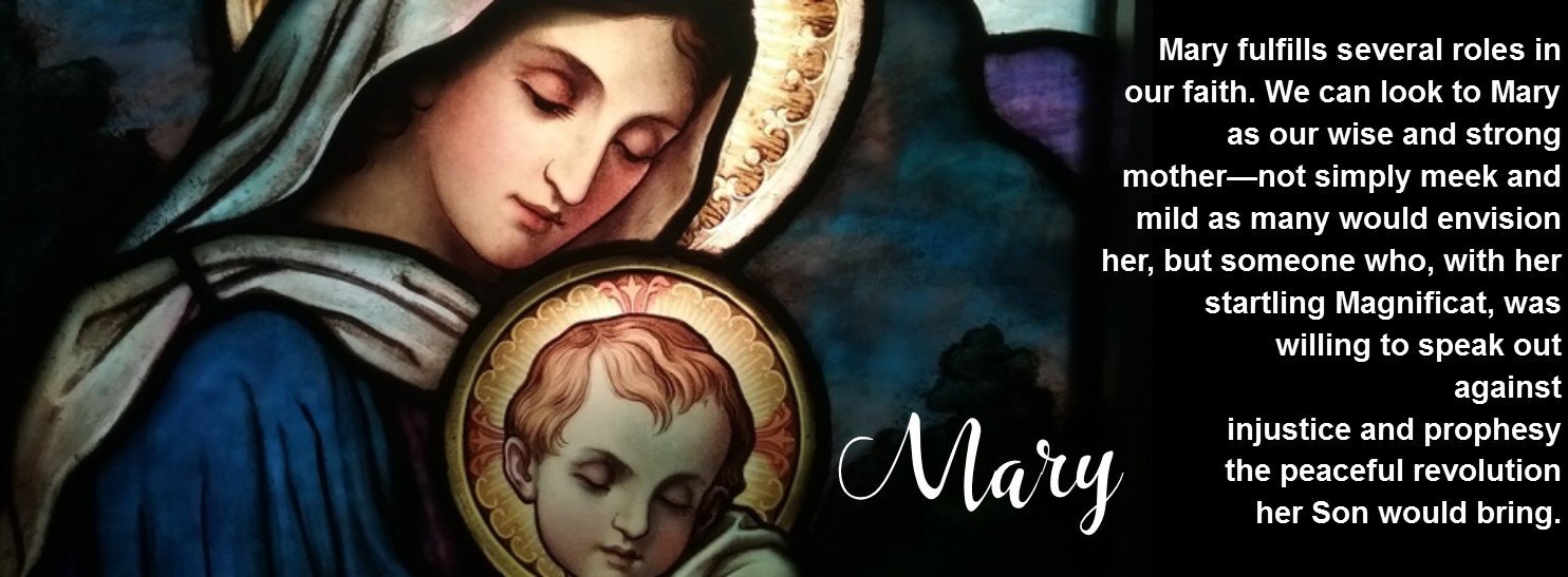 Mary-slider