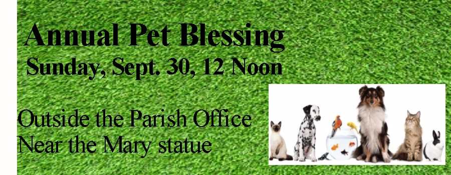 Pet-Blessing
